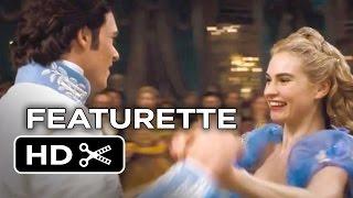 Cinderella Featurette - Love Story (2015) - Lily James, Richard Madden Disney Movie HD