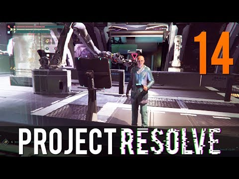 [14] Project Resolve (Let's Play The Surge PC w/ GaLm)