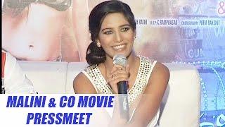 Malini & co movie press meet - poonam pandey