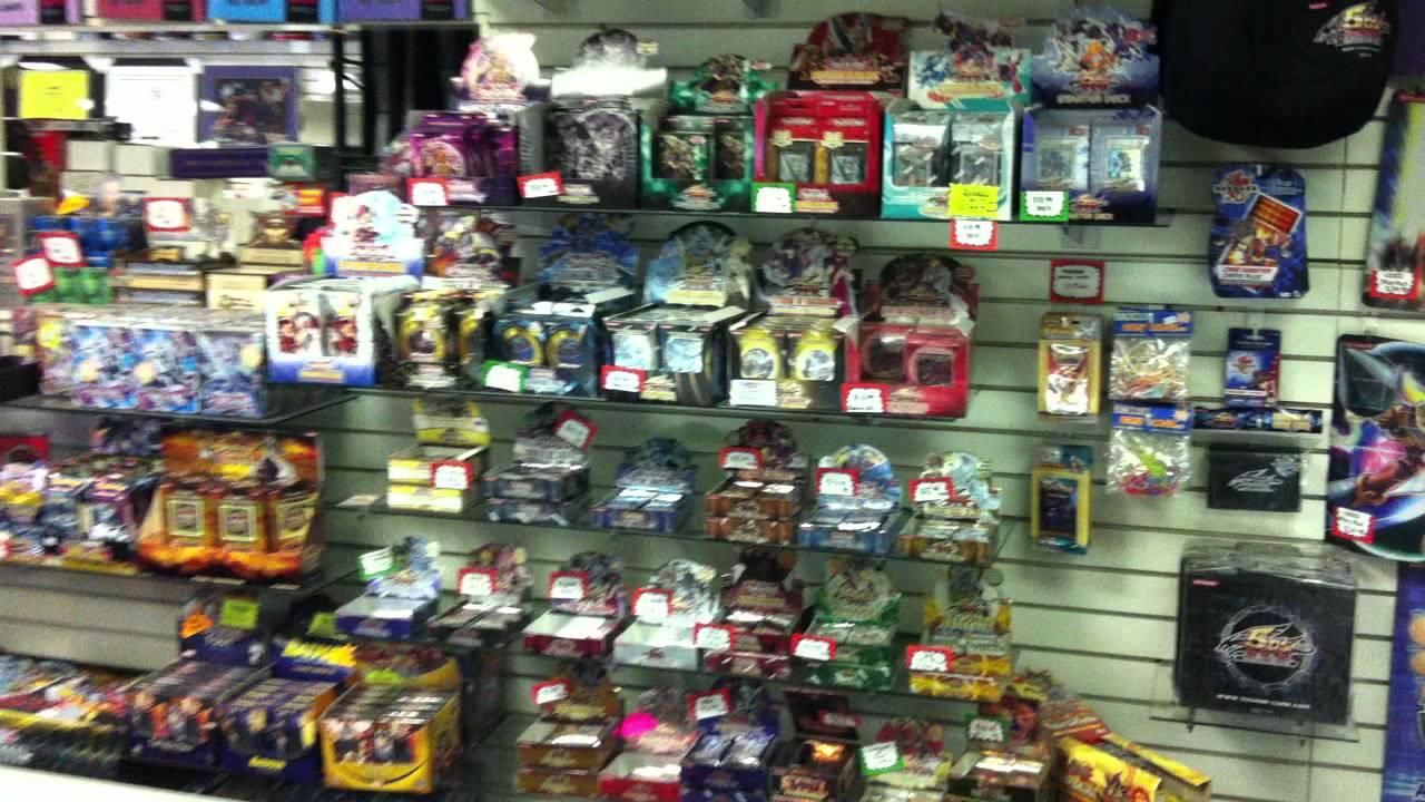 Showtime Cards Tucson Arizona Store Tour Youtube