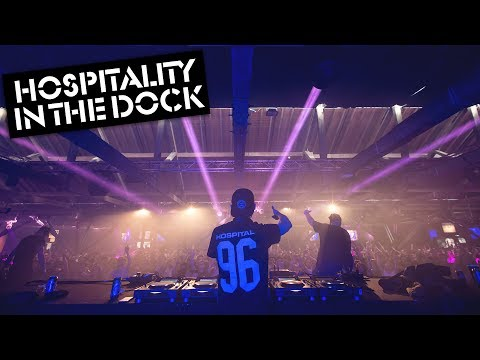 Metrik @ Hospitality In The Dock (Tobacco Dock/London)
