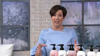 philosophy supersize grace & roses layering trio Auto-Delivery on QVC