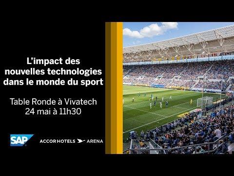 Table ronde : l'impact des nouvelles technologies dans le monde du sport
