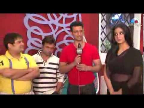 "Interview Of Sharman Joshi, Mahie Gill & Rajpal Yadav On The Sets Of ""Pritam Pyare Aur Woh"""