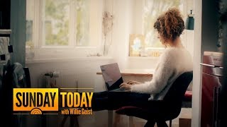 How The Coronavirus Is Changing Our Relationship With Technology | Sunday TODAY