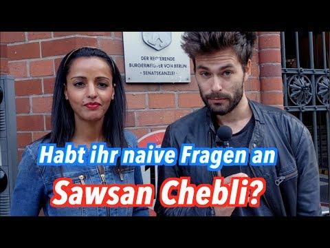Habt ihr naive Fragen an Sawsan Chebli?