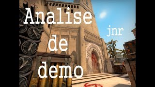 Análise com FPG - jNR na MIRAGE ‹ Dicas de CS:GO ›