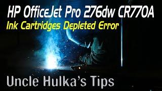 HP OfficeJet Pro 276dw - HP950…
