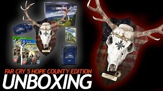 Far Cry 5 Hope County Edition Unboxing | JKB