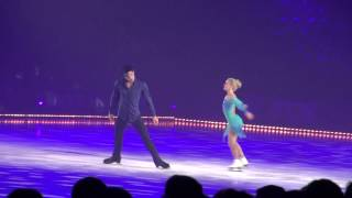 "Volosozhar & Trankov ""Stars"" with Nelly Furtado Art on Ice 2015"
