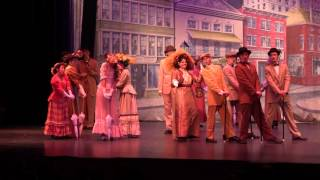 AHS Broadway Company Hello Dolly