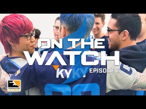 Dallas Fuel - On The Watch - Episode 6