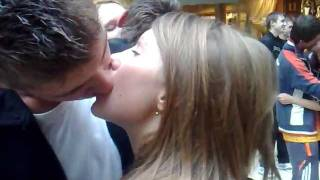 Самый длинный поцелуй Хмельницкий 6.07.11