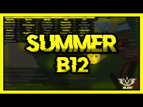 Summer b12 | Hacking on Cakewars! [Mineplex!] w/Download