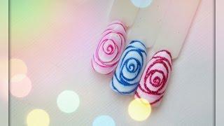 Дизайн ногтей! Рисуем розу!(Возвращайте деньги с интернет покупок: https://www.kopikot.ru/?source=partner&def=crazynails Кисти с aliexpress ..., 2016-01-16T12:18:44.000Z)