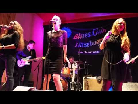 2016-02-05 BLUES CARAVAN, Layla Zoe - Ina Forsman - Tasha Taylor