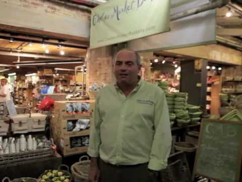 Introduction to Chelsea Market Baskets