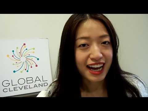 Dan Xu, from China, Why she moved to Cleveland