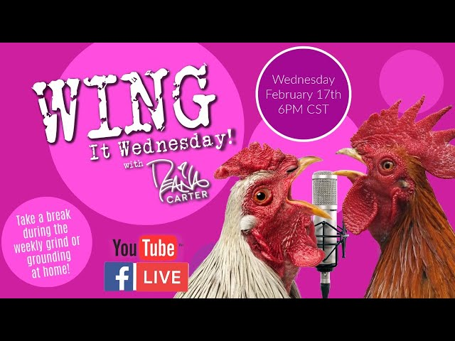 Wing It Wednesday - Season Two, Episode Three