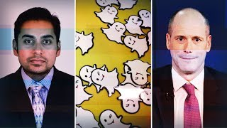 THE BOTTOM LINE: The market avoids going nuclear and a deep dive on Snap