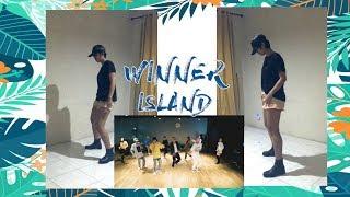 Video WINNER—'ISLAND' Dance Tutorial ll Lady Rei download MP3, 3GP, MP4, WEBM, AVI, FLV Agustus 2017