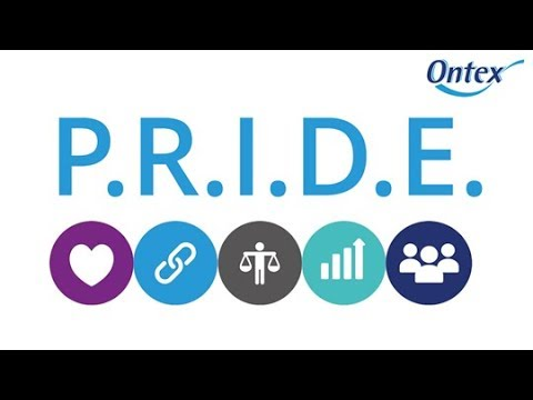 Ontex - our values