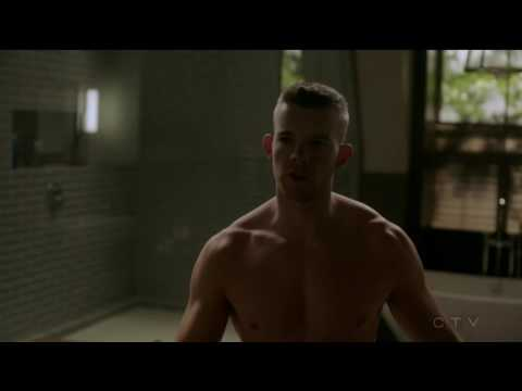 Russell Tovey / Harry Doyle (shirtless)  - Quantico (tv series) #5