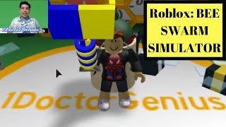 Roblox : How to play Bee Swarm Simulator : Completing Quest 3 from Science Bear