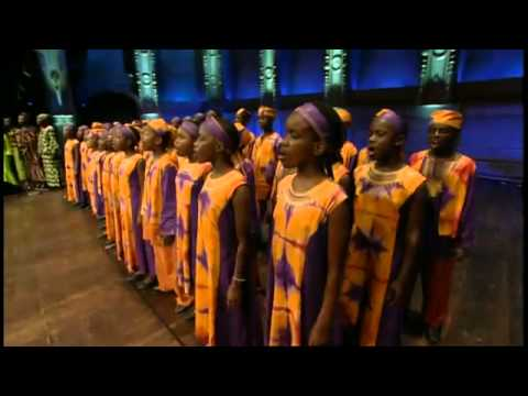 African Childrens Choir  Light Of The World