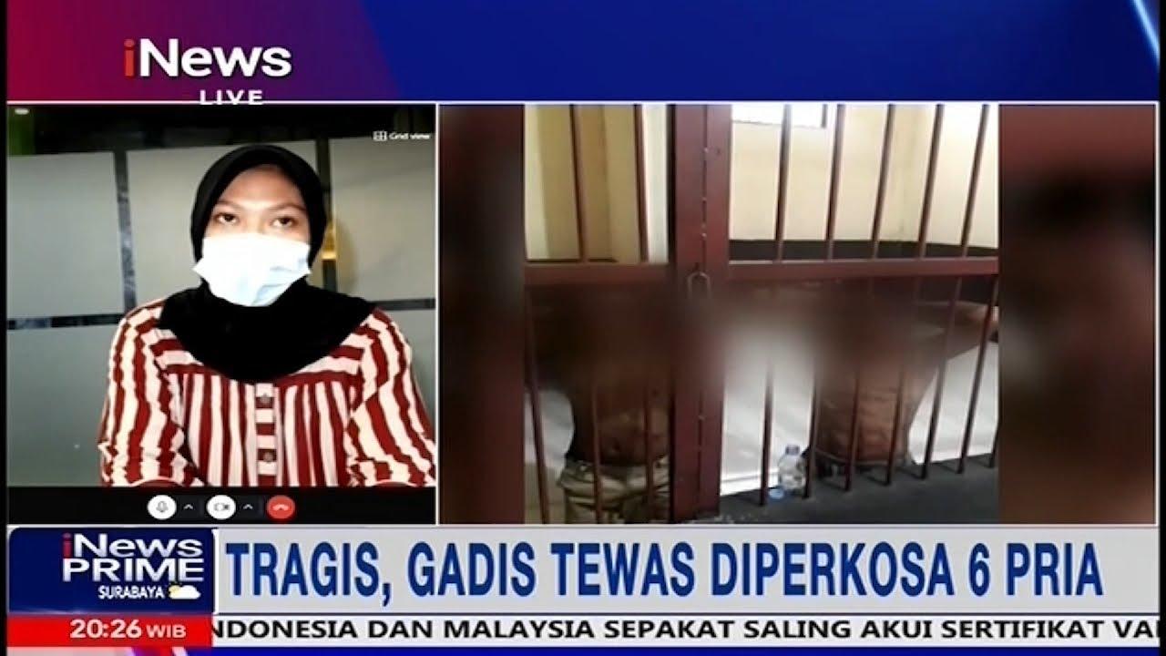 Download Gadis Tewas Diperkosa Enam Pria #iNewsPrime 18/10