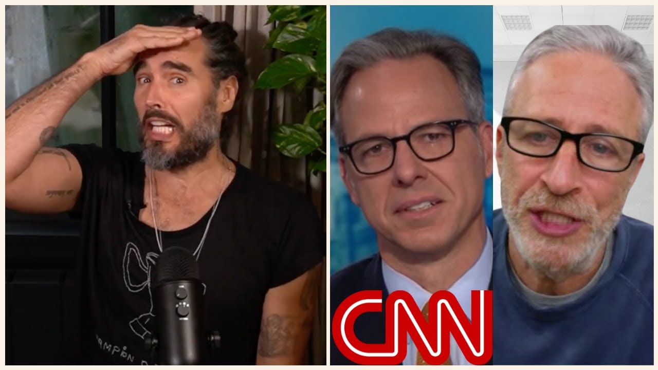 Download Jon Stewart DESTROYS CNN on Their Trump Obsession