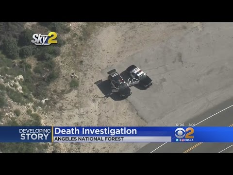 Man's Body Found On Side Of Road In Angeles National Forest