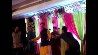 My Name is Lakhan @ Bhavin Komal Chandrapota Sangeet in Mumbai