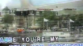 CLIFF RICHARD - THEME FOR A DREAM - KARAOKE - 1/4/10
