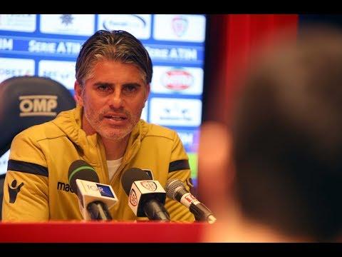 ChievoVerona-Cagliari, la conferenza stampa pre-partita
