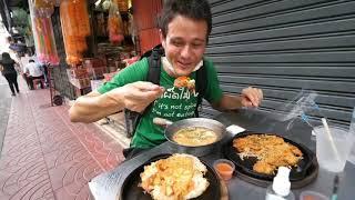 Thai street food tour with Mark