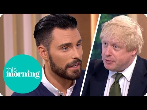 Boris Johnson Defends His Position On Immigration And Leaving The EU | This Morning