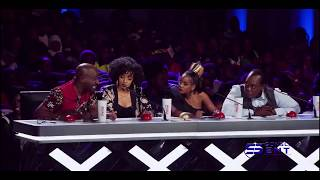 SAMIDOH AT EAST AFRICA GOT TALENT EPISODE 2 2019. PLEASE SUBSCRIBE TO MY CHANNEL