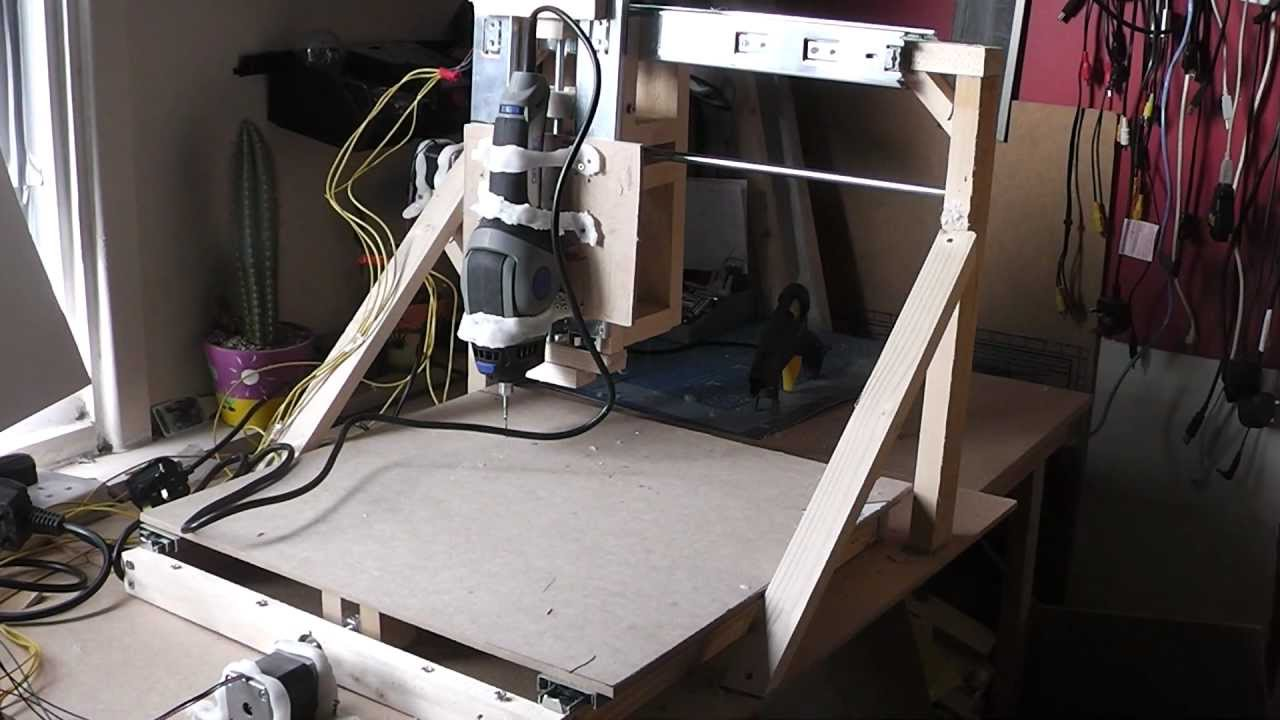 Build Your Own Cnc - Overview