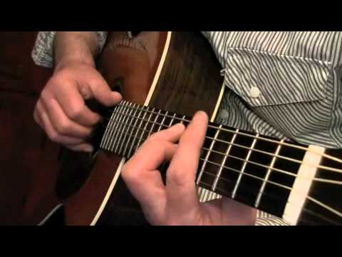 Lay Lady Lay - beginner guitar lesson