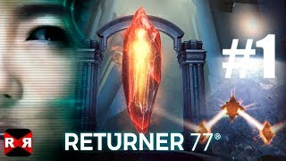 Returner 77 - The Hall - iOS / Android Walkthrough Gameplay