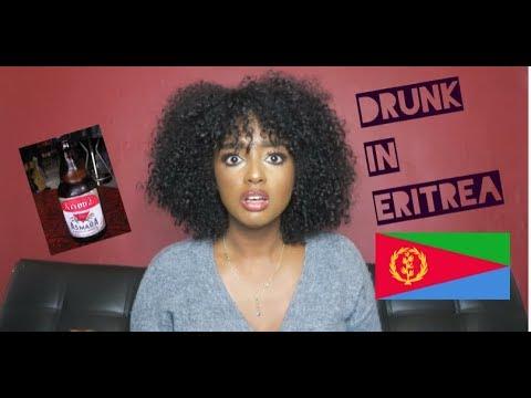 Story time: I GOT CRAZY DRUNK IN ERITREA | Helen Haile