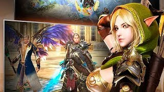 Zilant - The Fantasy MMORPG Gameplay