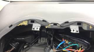 Открытие багажника с брелка StarLine A91