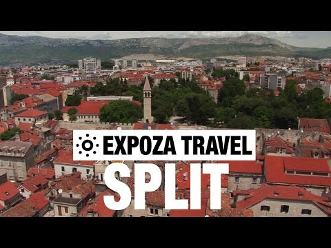 Split (Croatia) Vacation Travel Video Guide