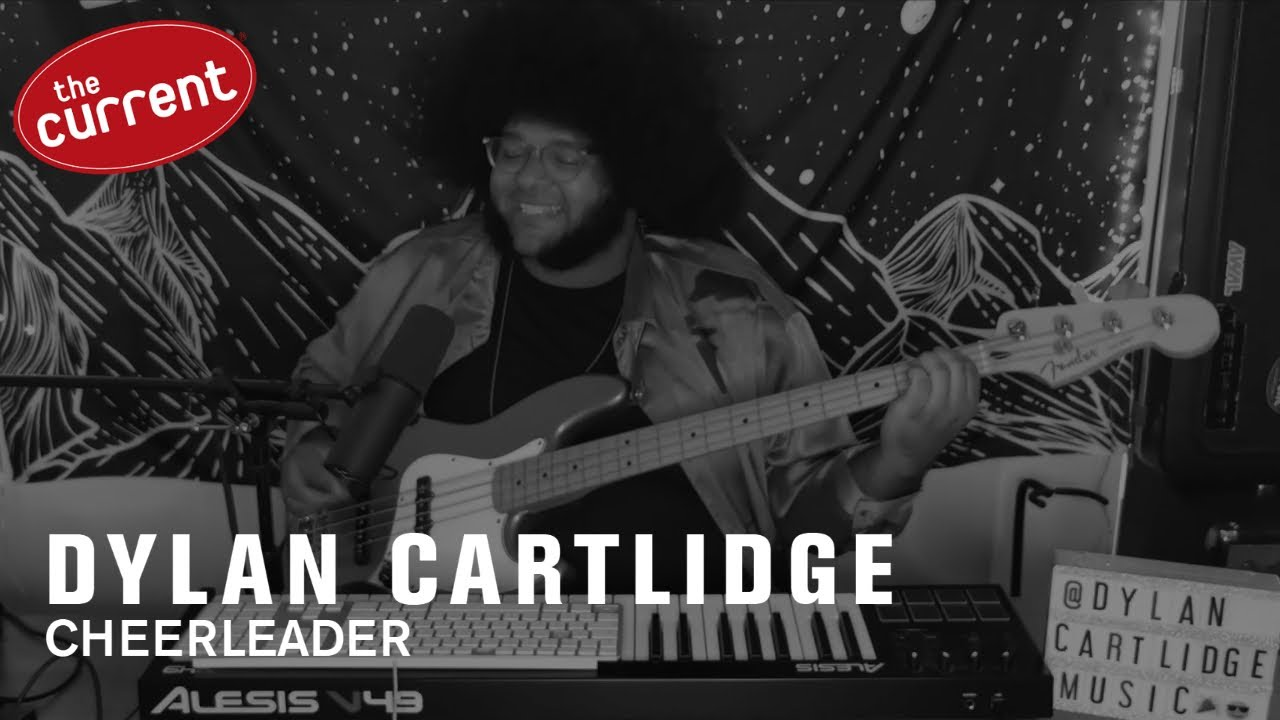 Dylan Cartlidge - Cheerleader (live performance for The Current)