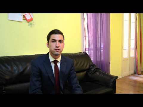 Internship in Spain - Marketing and Finance Testimonial. Brent's Experience