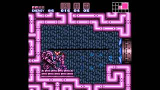 Super Metroid - 47 min clear time - User video