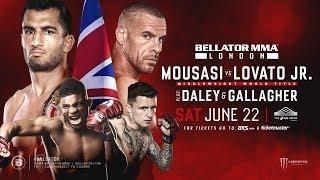 London Press Conference | Bellator MMA