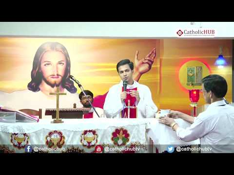"""""""Youth you are Strong"""" by Rev Fr.Sam VC -Youth Retreat@Logos Retreat Centre,Bangalore,KA. 12-05-17"""